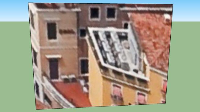 Budynek przy Wenecja, Włochy