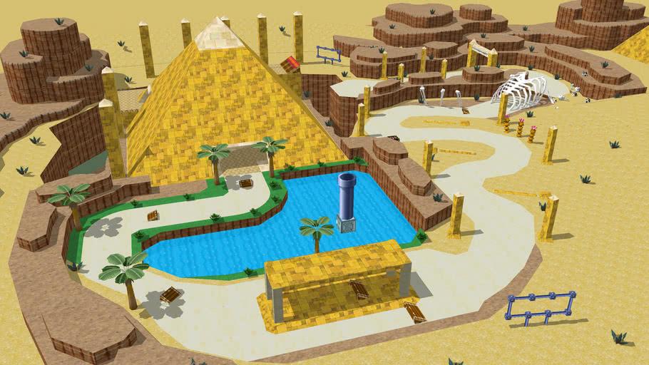 Thwomp's Pyramid