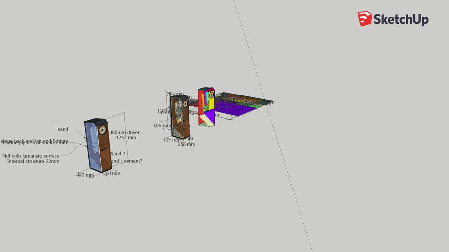 Horn Speaker Plans