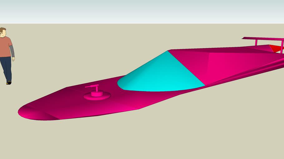 Martian Boat V2