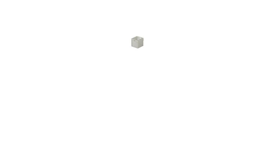 panier ikea blanc
