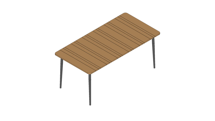 Leo dining table 180