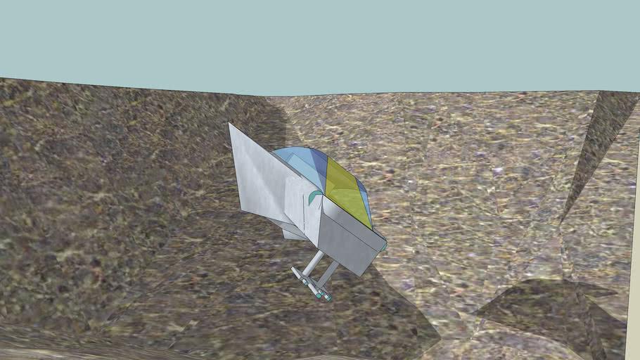 USNR TTF (Terrestial Type Flyer)