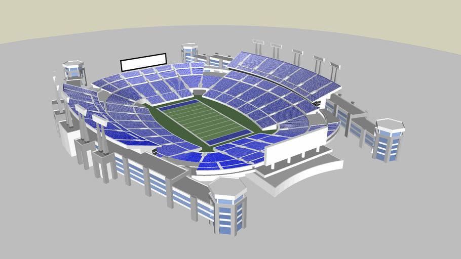 Muschamp Stadium