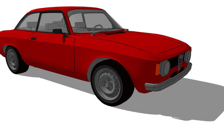Vehicles - Alfa Romeo Giulia Sprint GTA