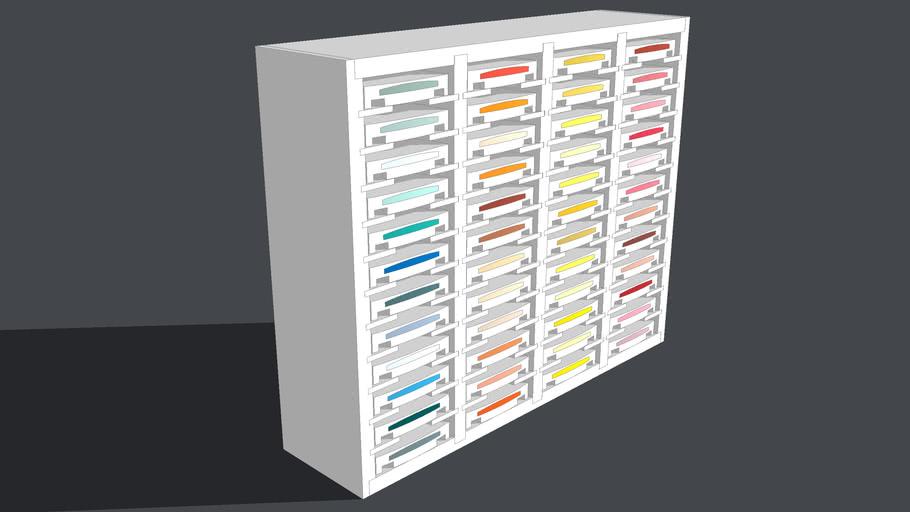 48 Stamp Storage Holder