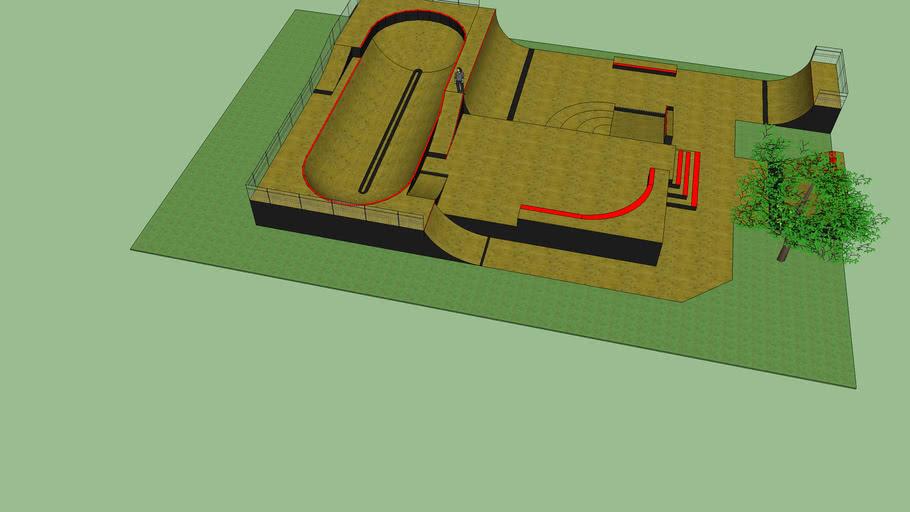 My New Skate Park Design