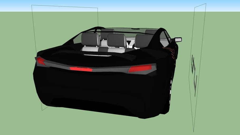 2013 Polaris Centro Coupe 3.1 [Convertible]