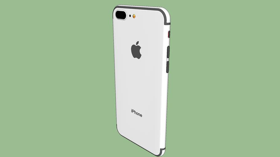 iPhone 7 Plus (Smoke) White