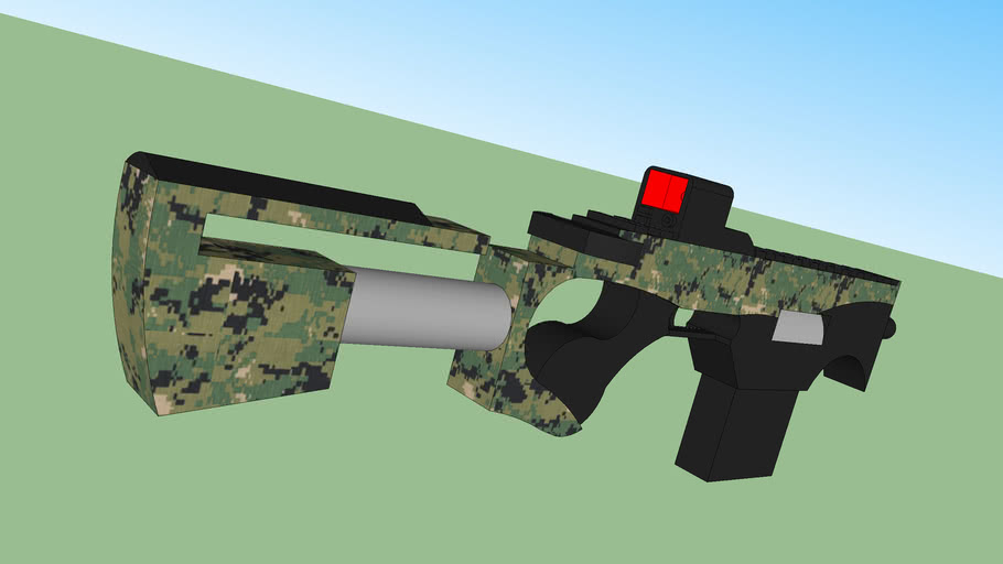##NEW## M4A2 (FIW) Future Infantry Weapon