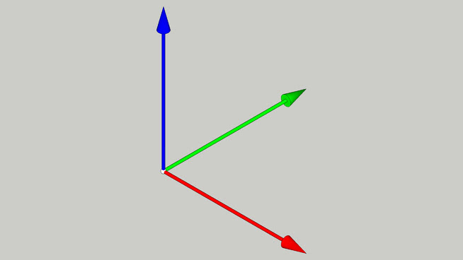 Axes Arrows