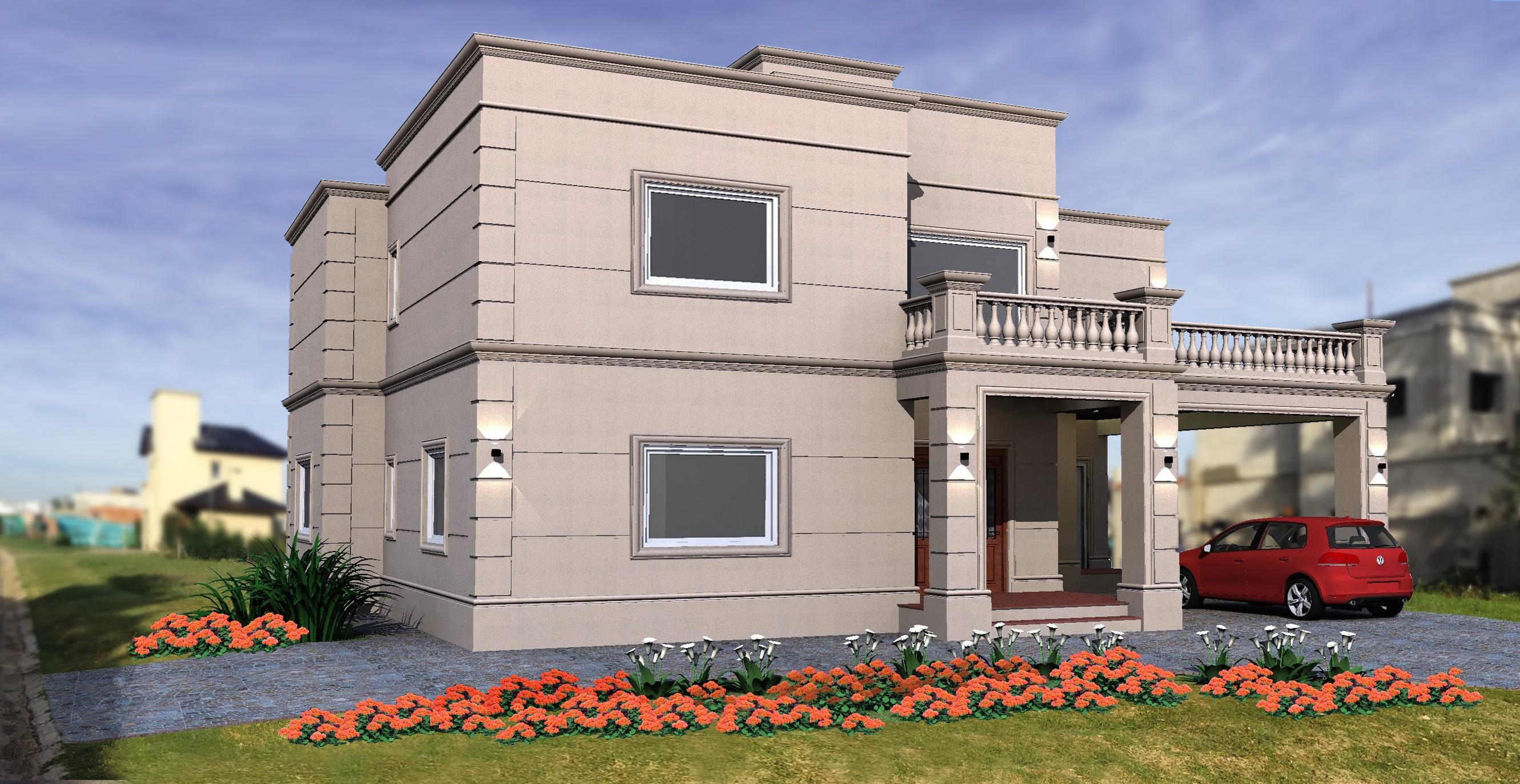 Renders 3D Plantas, Casas y Edificios