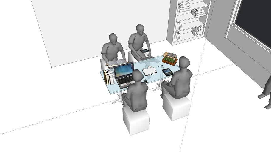 Blended Library - Living Lab