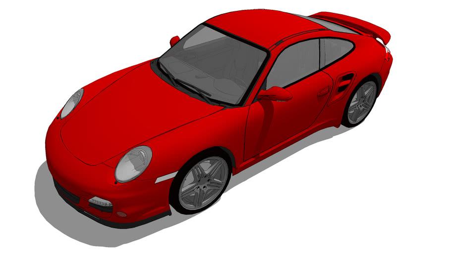 Vehicles - Porsche 997 Turbo