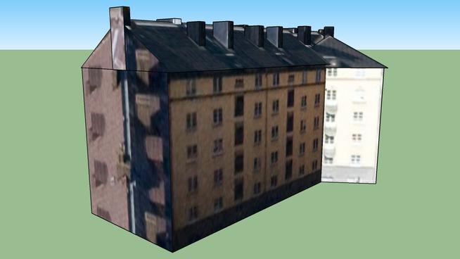 S:t Eriksgatan 122-124, Stockholm, Sverige