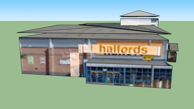 Halfords, Birmingham
