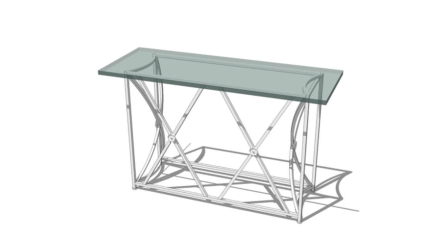 MWGD - 4'0x1'6x2'6_Flower Table