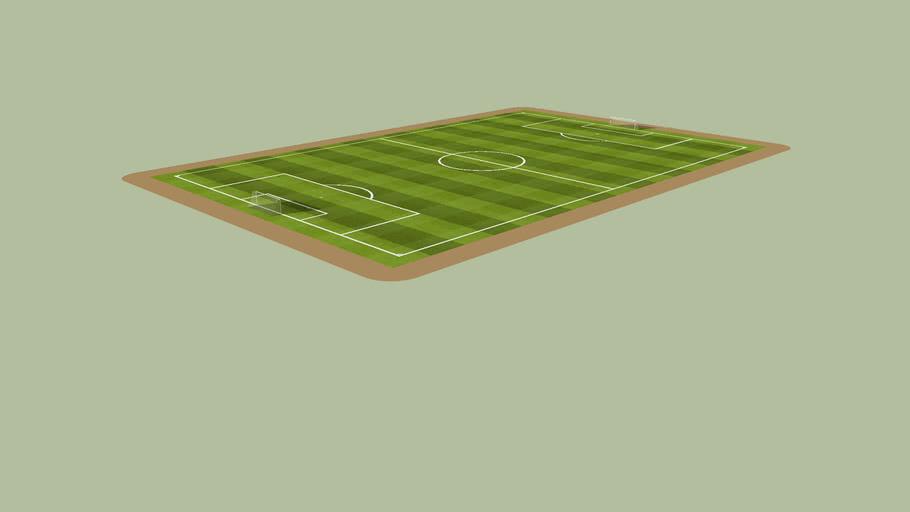Football pitch(teren de fotbal)