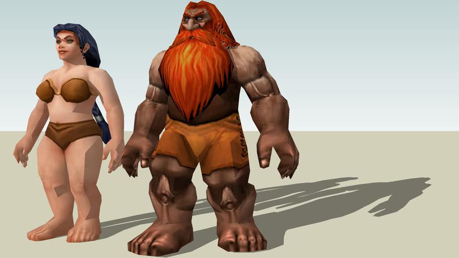 World of Warcraft - Dwarf
