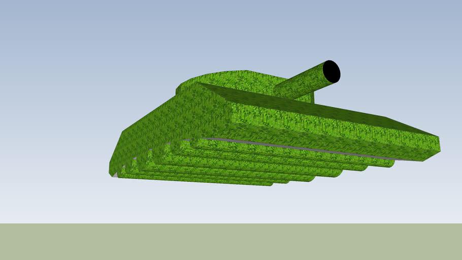 camo tank