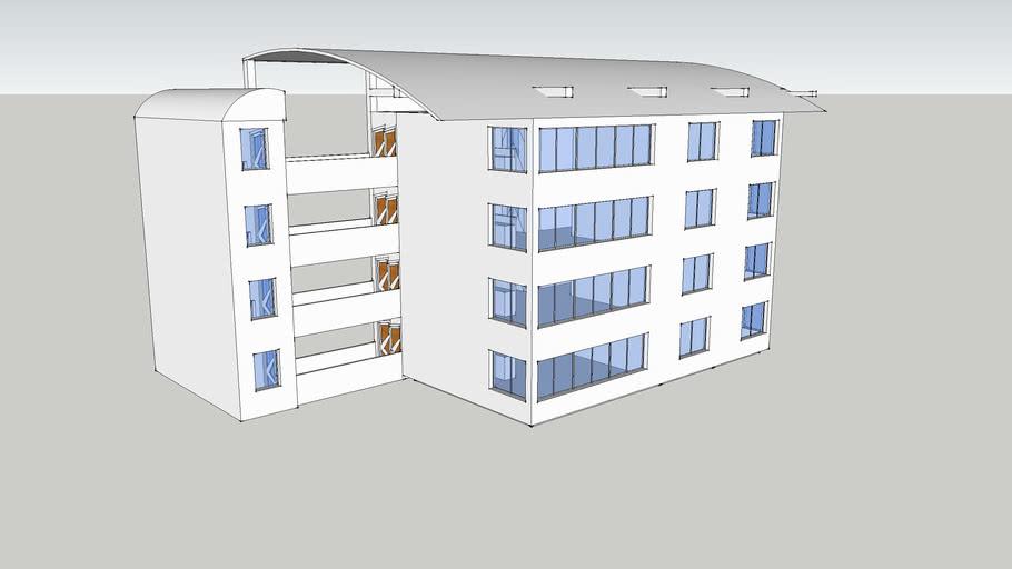Immeuble de logement