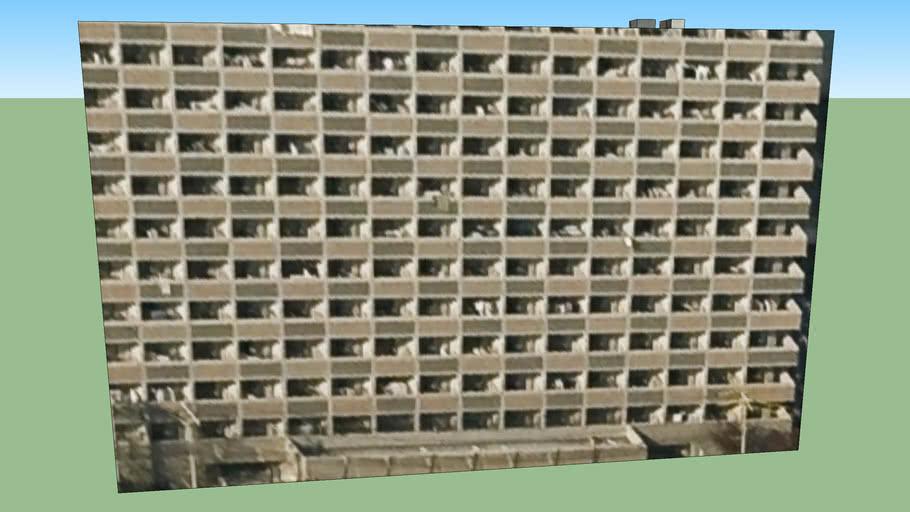 日本, 兵库县神户市的建筑模型