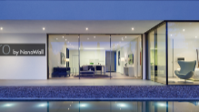 NanaWall Minimal Framed Large Panel Sliding Glass Wall Systems