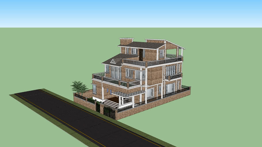 Residence for Mr. Taneja (Heavenly Foothills)