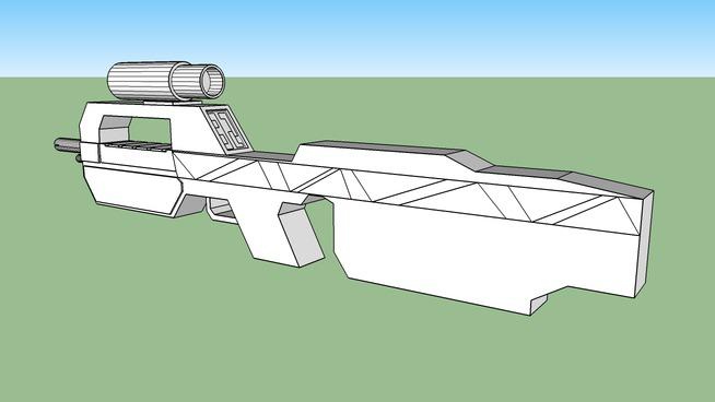 halo 3 battel rifle