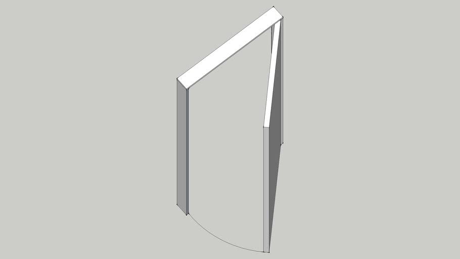2'8_x6'8_ Int. LH Door.skp (15 kb)