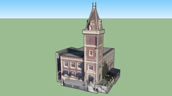 Clock Tower - Ghirardelli Square