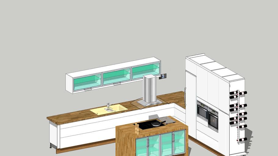 Ikea Solar Kitchen