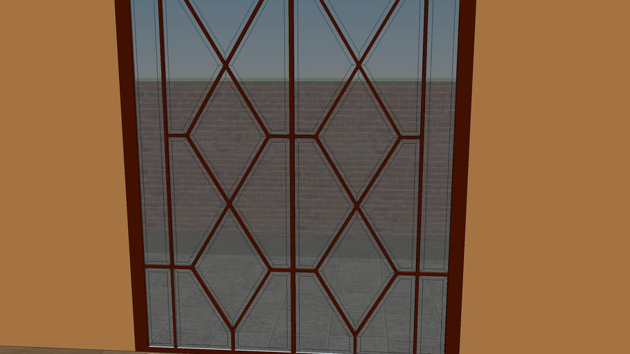 porta vidro bisote