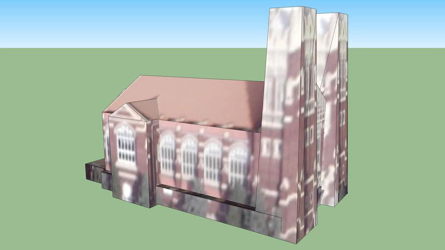 St Ignatius Loyola Catholic Church