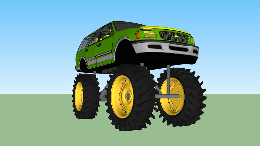 Ford expedition ( Deere )