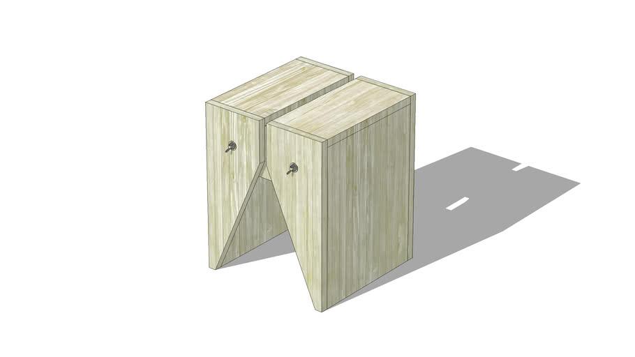 Mesinha Deck | Deck table