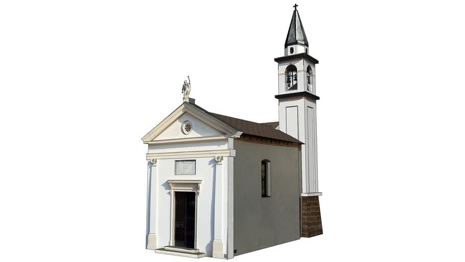 Oratorio della Madonna Incoronata - Camin