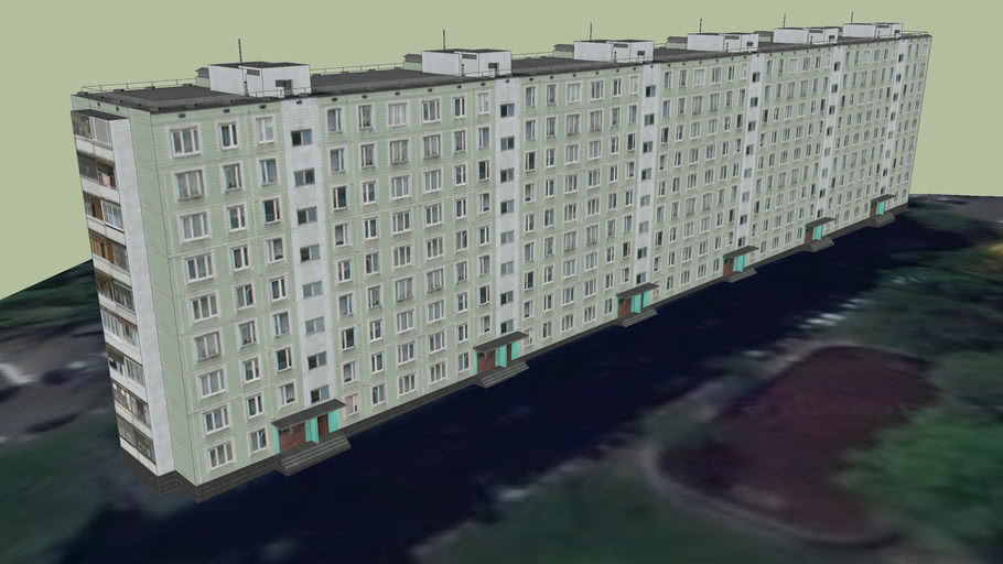 Нагорная улица, 17к5