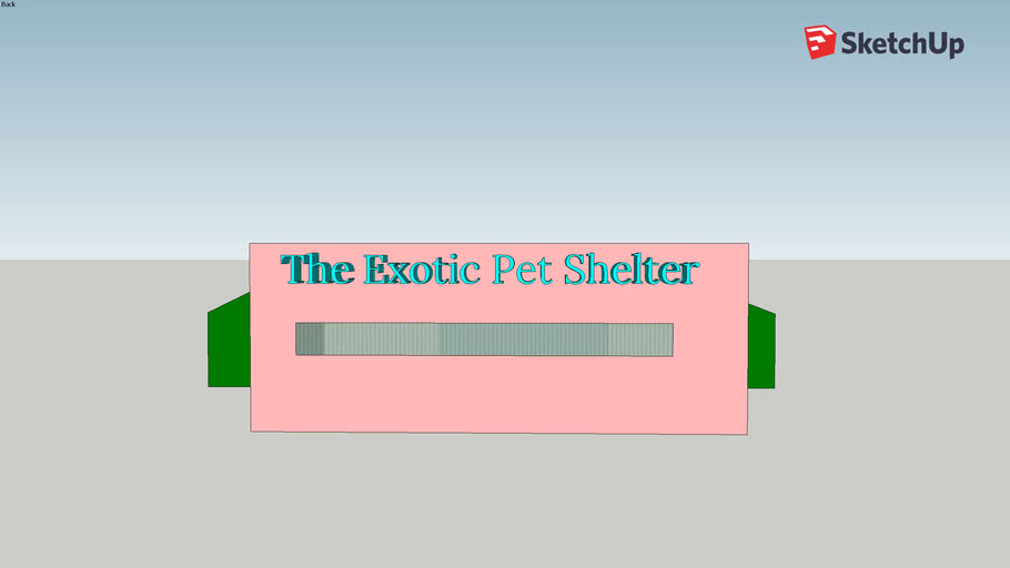 The Exotic Pet Shelter