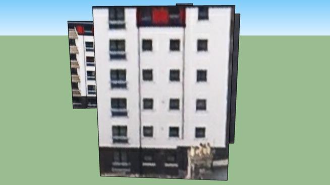 Building in Edinburgh, Midlothian, UK