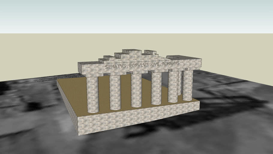 temple of saturn , rome