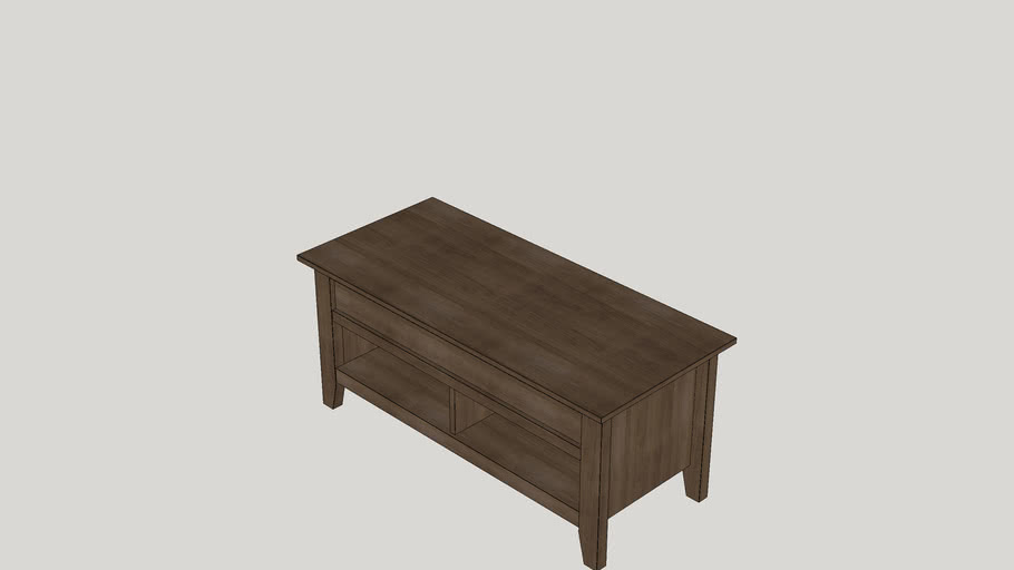Signal Mountain Coffee Table with Lift Top
