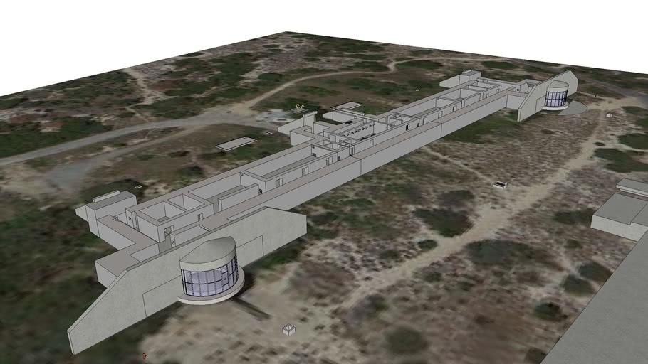 Fort Miles Coast Artillery Battery 519