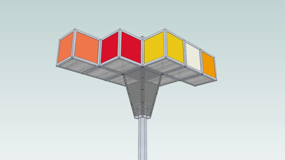 Luminaire Design 4-C-B-H