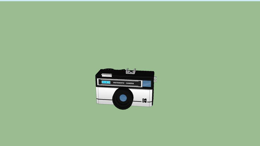 Camera - Instamatic Camera 177XF