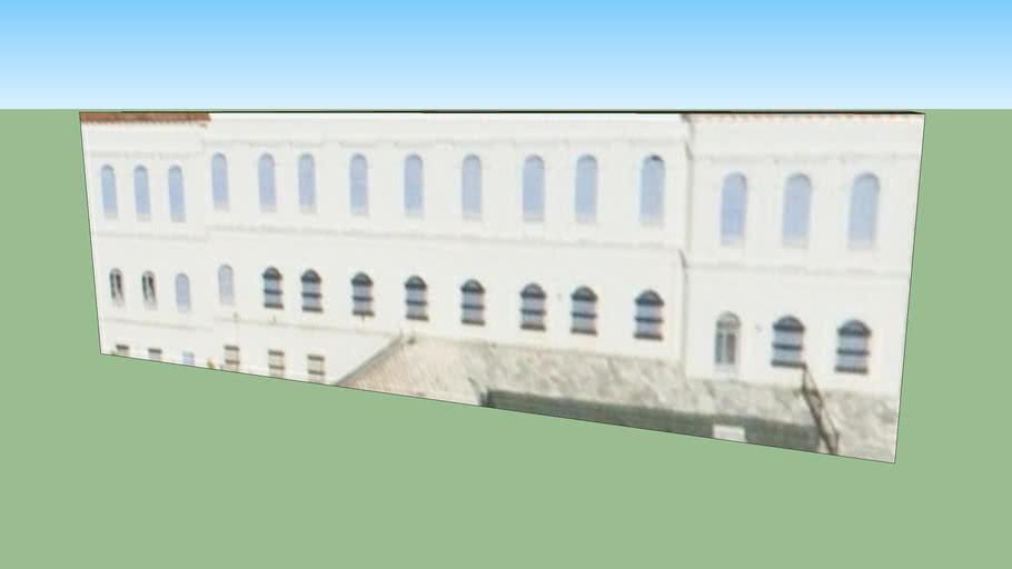 Edifício da Pireu, Grécia