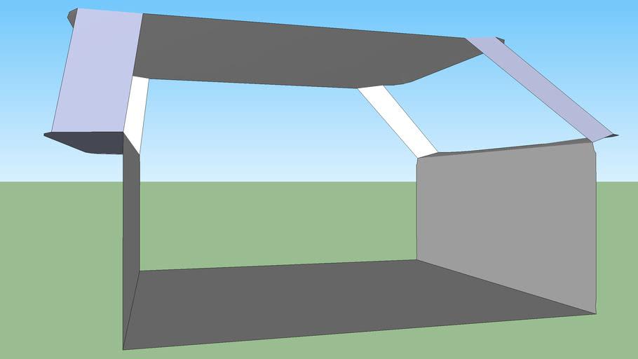 Interior for the 1st Generation Endominium Montipeller (W.I.P.)