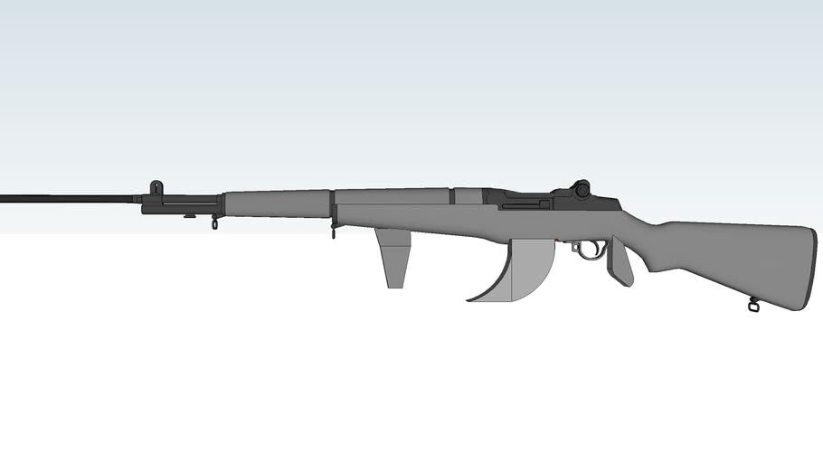 M1HKM-1K1(Auto) Chlorine 7.62X54Rmm