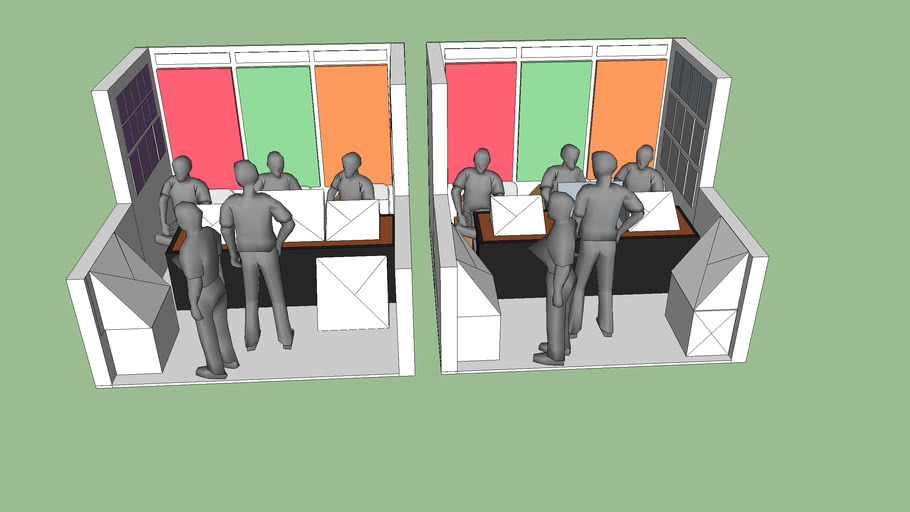 booth revised again