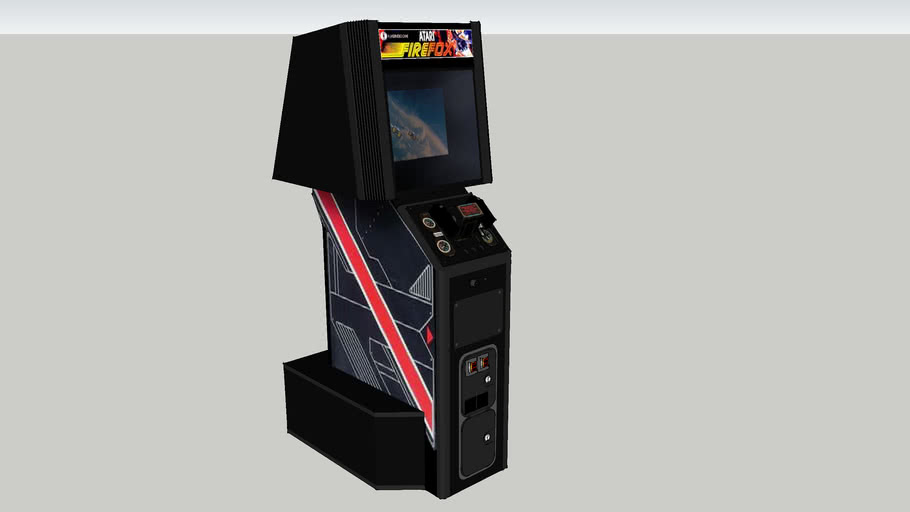 Firefox arcade game